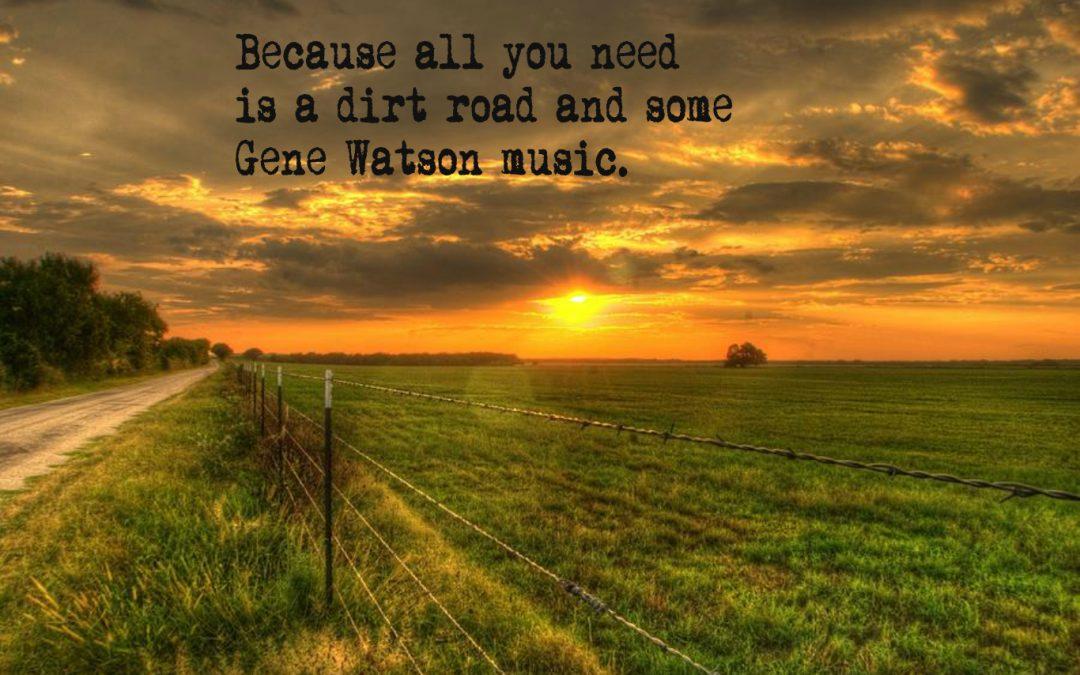 Gene Watson Keeps it Real