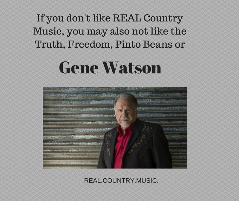 Real Country Music Comment