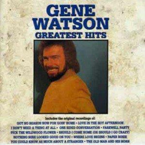 GENE WATSON GREATEST HITS (1990)